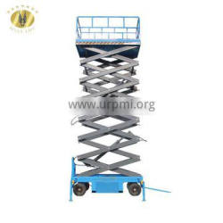 SevenLift hydraulic trailer scissor platform lift table