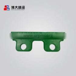 OEM Factory crusher replacement parts CV129 distributor plate apply to metso baramc VSI