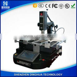 DING HUA DH-B1 manual operation/ 3 independent heating zones/ industrial motherboard repair machine
