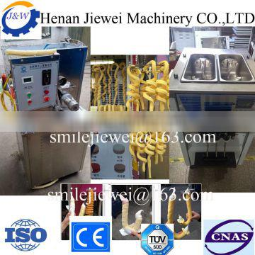 Hollow extruding corn puffing machinerice puffed corn snacks machine