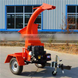Gasoline engine power TC4 Wood Chipper Forestry Equipment
