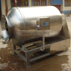 Vacuum Meat Marinating Machine Resistant Corrosion Compact Structure