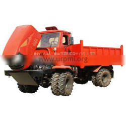 Palm Garden 4WD 4WD articulated steering transporter tractor WY-5000