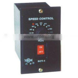 SCT-1 type speed controller