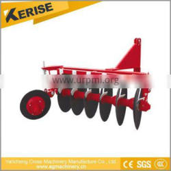 2015 Hot selling LY(T) SERIES Disc Plough with tractor for farm use