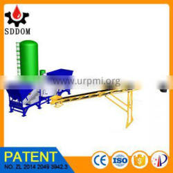 MD1800 automatic mobile batching plant with Simens control system