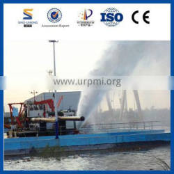 23m 29m Length New River/Lake/Water Sand/Mud dredge with Turnkey Process from Sinolinking
