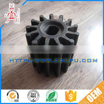 OEM high precision plastic impeller with low price