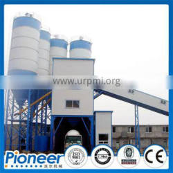 Conveying Belt Cement Batching Plant HZS60