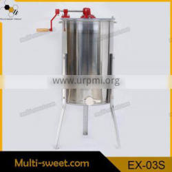Automatic 12, 20 frames honey extractor price for sale