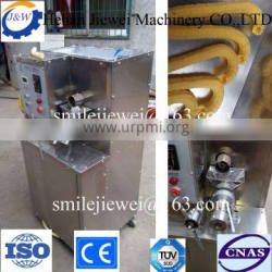 Hollow extruding corn puffing machinerice corn extruder