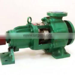 ISO9001 liquid sulfur process acid chemical system sulfuric acid pump