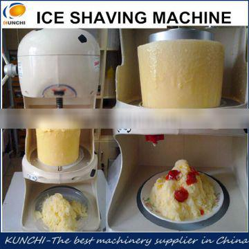 KUNCHI best-selling snow ice machine with moderate price