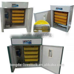 Small poultry farm electric incubator WQ-352 High hatching rate incubator hot sale in China