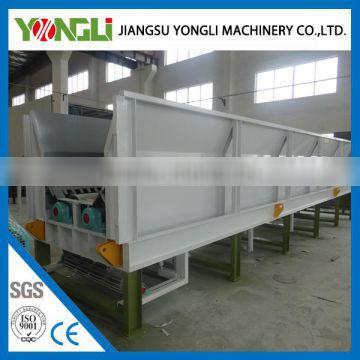 Hot selling timber peeling machine with overseas service supply