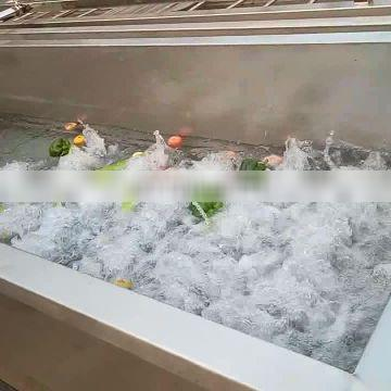 air bubble vegetable washer industrial vegetable washer fruits vegetable washer