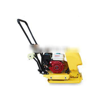 Gasoline Hot sell vibrating plate compactor concrete earth compactor