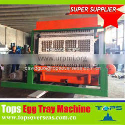 Production Line Egg Tray Forming Machine Box Moulding Machine