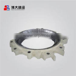Original OEM supplier cone crusher spare parts HP5 adjustment ring apply to metso Nordberg