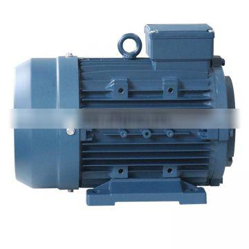 fan cooling hydraulic electric motor with 100% copper wire
