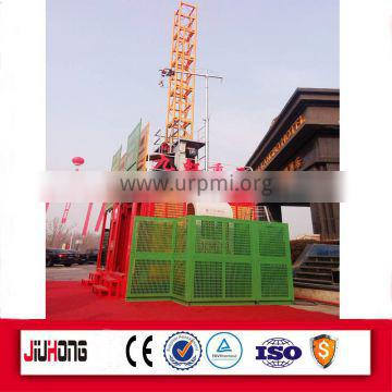4 Tons construction elevator/building lifting hoist