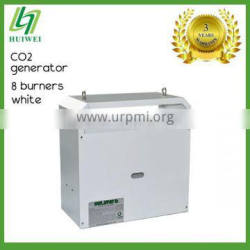 China mainland CO2 Generator 8 Burners Natural Gas for plant