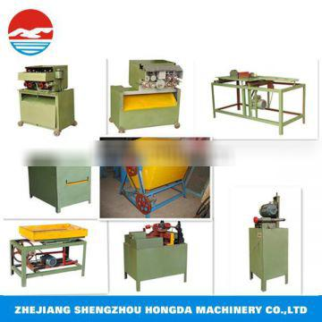 one side tip toothpick making machine