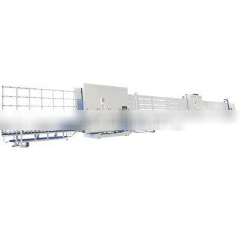 double glazing glass machine with completely insulating glass produce line