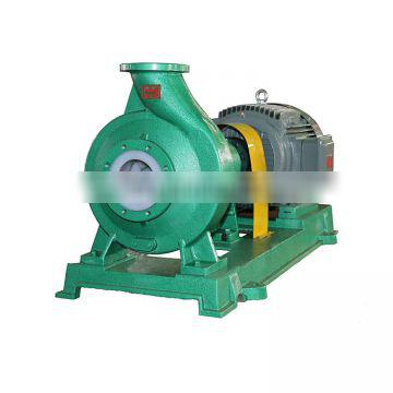 100 hp polypropylene centrifugal pump with Flame Proof Motor