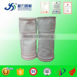 high quality cheap polyester nonwoven dust collector filter bag