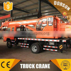 8 ton truck with crane / 8 ton truck mounted crane with good price for sale