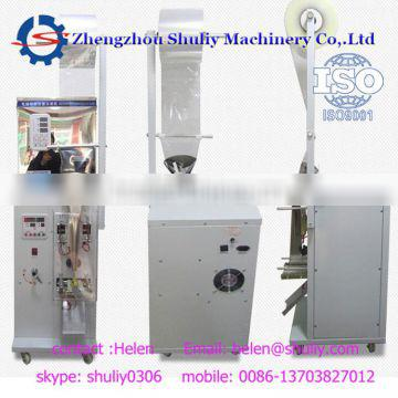 Semi-automatic Particles Weighing and Filling Machine coffee weigh and fill machine