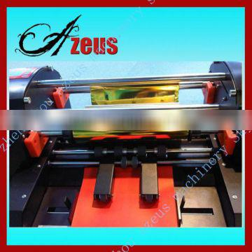 330B Plateless Full Automatic Grade Digital hot foil stamping machine with CE