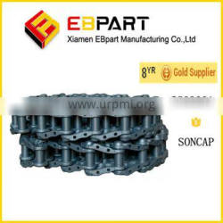 EBPART Construction equipment bulldozer track link assy Shantui parts track link assy