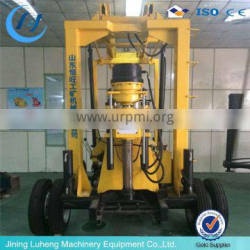 Good quality Truck mounted drilling machine for water skype : luhengMISS