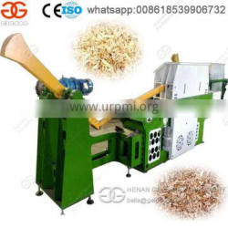 New Type Automatic Branch Wood Shaving Machine For Sale