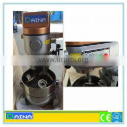 60L 20KG Four Fixed Speed Planetary Mixer