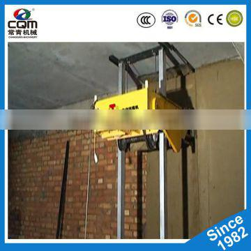 wall plastering machine with best selling in Changqing