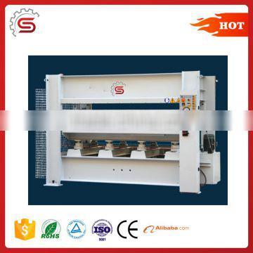 120T 3layer hot press machine with good configuration