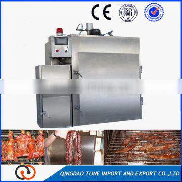 meat smokehouse/Industrical smoking equipment for fish chicken meat