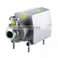 Stainless steel sanitary food industrial high pressure liquid ring vacuum pump used for suction gas