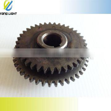 Made In Taiwan OEM High Quality Forged CNC Machining Mower Alloy Steel Bevel Gear
