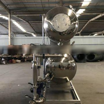 Electric Heating Steam Sterilizing Pot In Parallel Connection