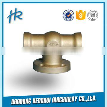 Casting Foundry Offering Ductile Cast Iron Valve Body