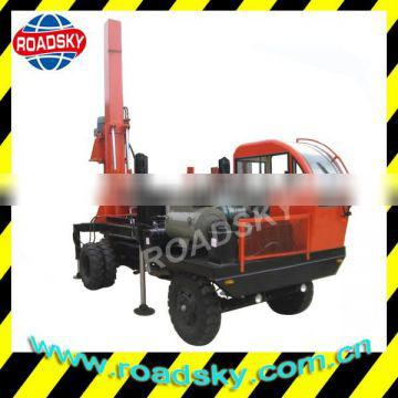 Construction Truck-Mounted Rotary Used Pile Drilling Machine