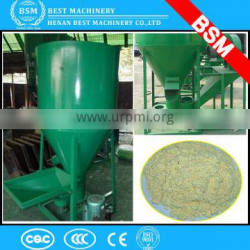 Competitive price Feed pellet line use chicken food mixer