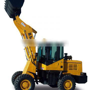 Earthmoving Machinery LG Mini Wheel Loader tractor front loader Quality Choice