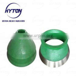 parts spares of high manganese steel suit hp4 metso cone crusher