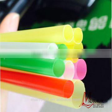 One Color Straw Extruder