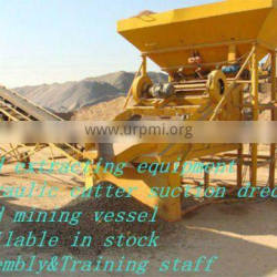 Full Sets Gold Extracting Machinery for Sale